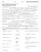 Algebra STAAR Review Bundle-Warm-Ups, Vocabulary, Key Attributes