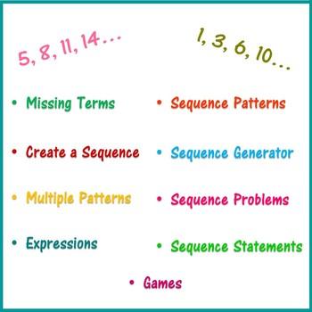 Algebra Sequences