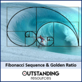 Algebra: Sequences 5 - Fibonacci Sequence, Golden Number, Ratio & Golden Spiral
