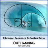 Algebra: Sequences 5 - Fibonacci Sequence, Golden Number,