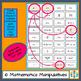 Algebra Simplify Terms Match-Up