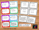 Algebra Systems of Equations with 3 Variables Task Cards HW Calculator Handout