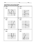 Algebra Skill Builder - Domains and Ranges of Graphs