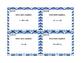 Algebra-Solving Equations Using All 4 Operations- Grade 6-24 Cards-Glitter blue