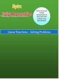 Algebra Solving Systems of Equations