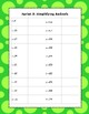 Algebra Sprint 10: Simplifying Radicals