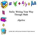 Algebra Stella Curriculum Package
