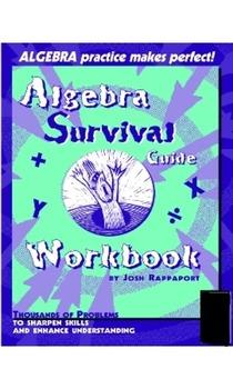 Algebra Survival Guide Workbook