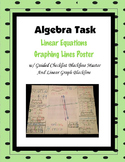 Algebra Project: Linear Graphs Poster Task