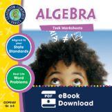 Algebra - Task Sheets Gr. 3-5