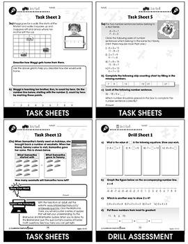 Algebra - Task Sheets Gr. PK-2