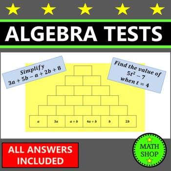Algebra Reviews