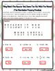 Distributive Property Practice Riddle Worksheet