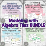 Algebra Tile Models BUNDLE
