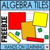 Free Algebra Tiles