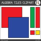 Algebra Tiles Clipart