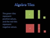 Algebra Tiles PowerPoint