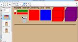 Algebra Tiles Smart Notebook Interactive