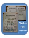 Algebra Tiles Student Sheet