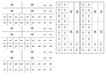 Algebra Tiles Template