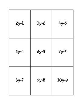 Algebra Top-It (War)