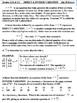 Algebra Variation - Direct , Inverse , Joint (Notes & Worksheets w/ Answer Keys)