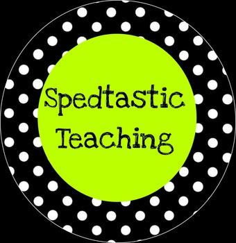 Algebra Vocabulary  Matching {Errorless Teaching} Life Skills