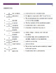 Algebra Vocabulary Quiz (12 points)