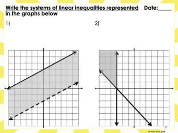 Algebra Warm-ups/ Bellringers/ Exit Tickets- COMMON CORE ALIGNED