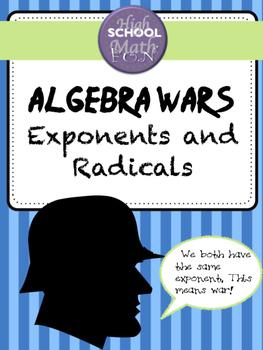 Algebra Wars: Exponents