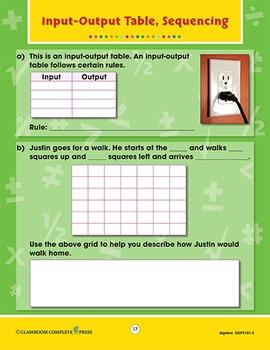 Algebra: Word Problems Vol. 2 Gr. PK-2