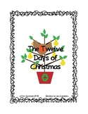 Algebra and Patterns:  The Twelve Days of Christmas