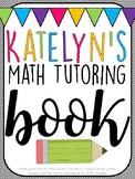 Algebra and Pre-Algebra Math Guides