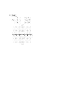 Algebra1 Unit 11 (abs & piece) Khan Academy aligned mixed assessments