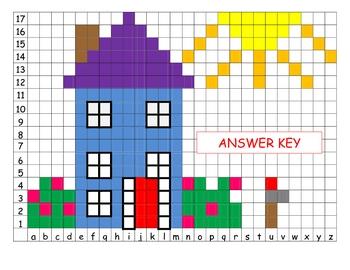 Algebra/Pre-Algebra/Middle School Math Review Fun Activity