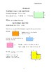 Algebraic Expression-Perimeter and Area Review