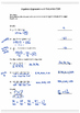Algebraic Expression and Sequence