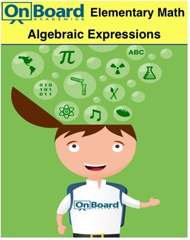 Algebraic Expressions-Interactive Lesson