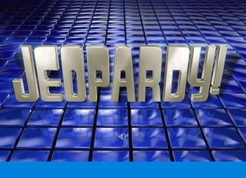 Algebraic Expressions Jeopardy Review Game