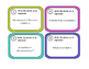 Algebraic Expressions: Math Operation Word Sort and Task Cards