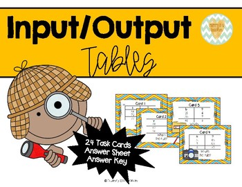 Algebraic Expressions & Reasoning Task Cards - Equations with Variables