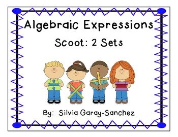 Algebraic Expressions Scoot