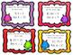 Algebraic Expressions Task Cards 4th-7th Grade