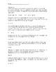 Algebraic Expressions Word Problems