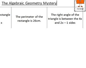 Algebraic Geometry Mystery