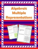 Algebraic Multiple Representations