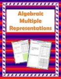 Algebraic Multiple Representations