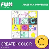 Algebraic Properties Create and Color