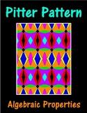 Algebraic Properties Pitter Pattern