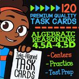 Algebraic Reasoning ★ 4.5A-4.5D ★ TEK-Aligned Math ★ 4th Grade STAAR Math Review